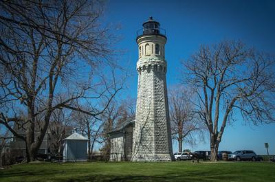 Fort Niagara Lighthouse - Fort Niagara, New York