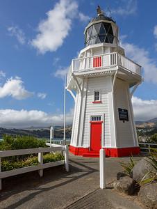 Akaroa Heads Lighthouse