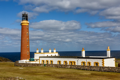 The Butt of Lewis Lighthouse