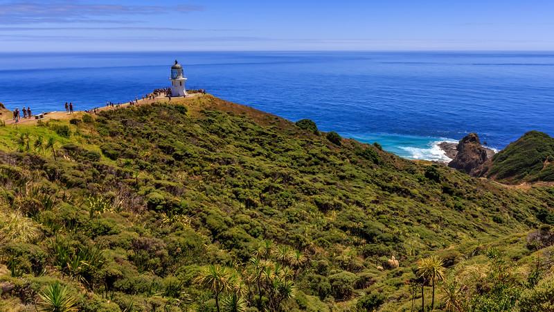 Cape Reinga Lighthouse.