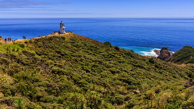 Cape Reinga Lighthouse.