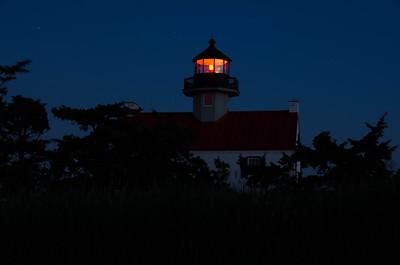East Point Lighthouse - Heislerville, New Jersey