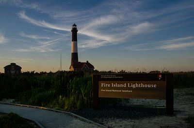 Fire Island Lighthouse - Fire Island, New York