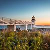 Marshall Point Lighthouse - Blue Hour