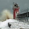 The Big Wave at South Haven