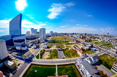 From the Top of Absecon Lighthouse - Atlantic City