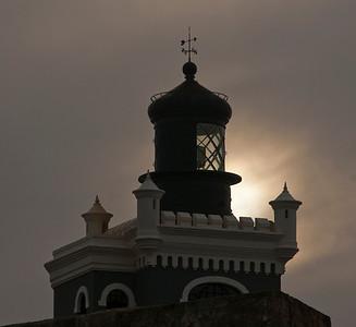 Morro Light San Juan, PR