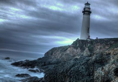 Pigeon Point Light, Ca