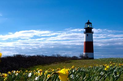 Sankaty Head Light - Nantucket