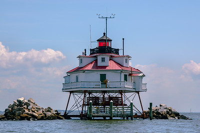 Thomas Point Shoal Lighthouse