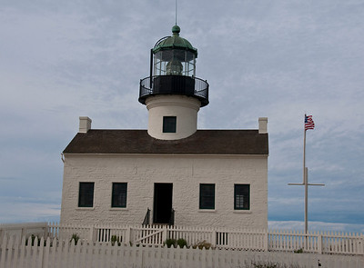 Old Point Loma Light, San Diego