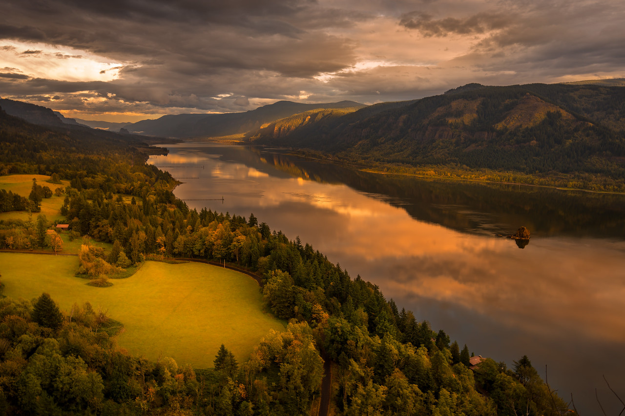 Cape Horn, Columbia River Gorge
