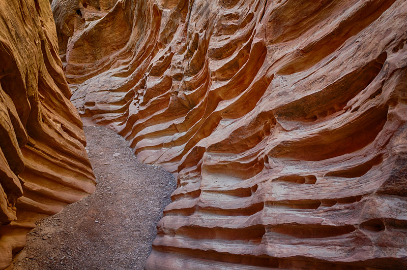 Ripples in Time, Little Wildhorse Canyon, Utah