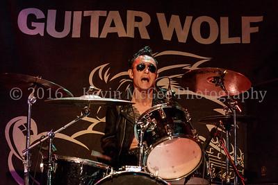 Guitar Wolf - 10