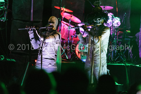 Here Come the Mummies - 25