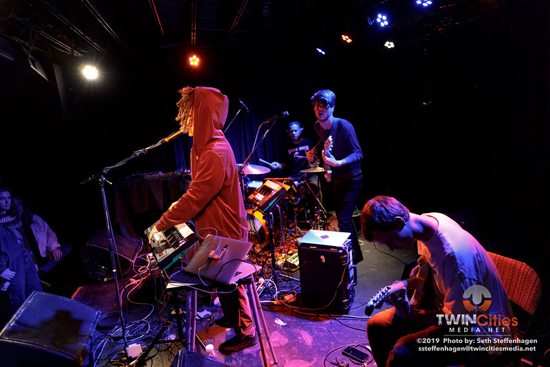 altopalo  live in concert at 7th Street Entry  - October 2, 2019