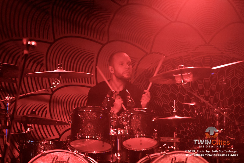 Amorphis live in concert at The Cabooze - September 30, 2019
