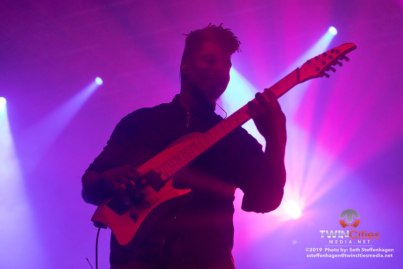 Animals As Leaders live in concert at the Skyway Theatre - May 15, 2019
