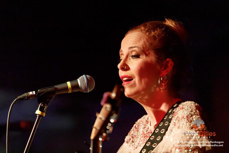 Anneke Van Giersbergen live in concert at The Cabooze - September 30, 2019