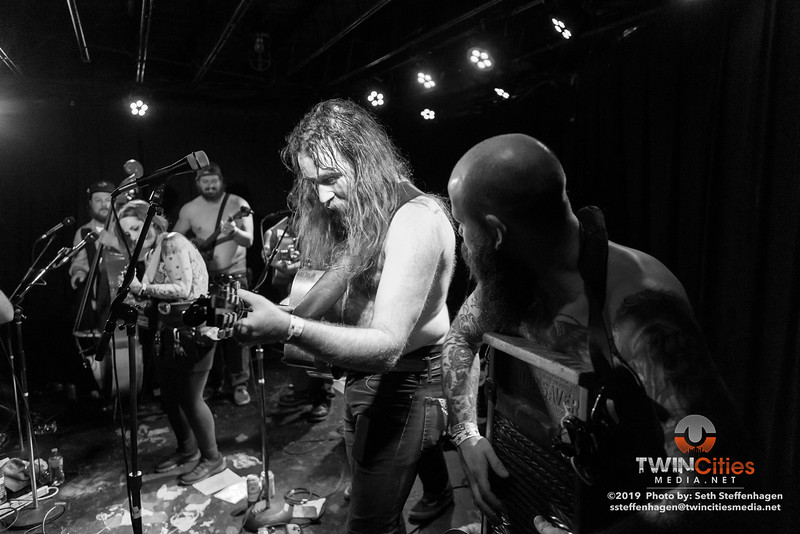 Bridge City Sinners live in concert at the 7th Street Entry - May 2, 2019