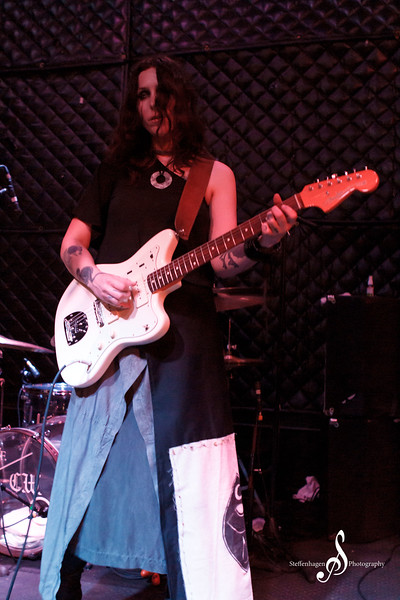 Chelsea Wolfe live in concert at the Triple Rock Social Club - August 31, 2015