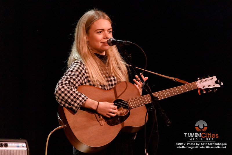 Chloe Foy live in concert at The Cedar Cultural Center - November 15, 2019