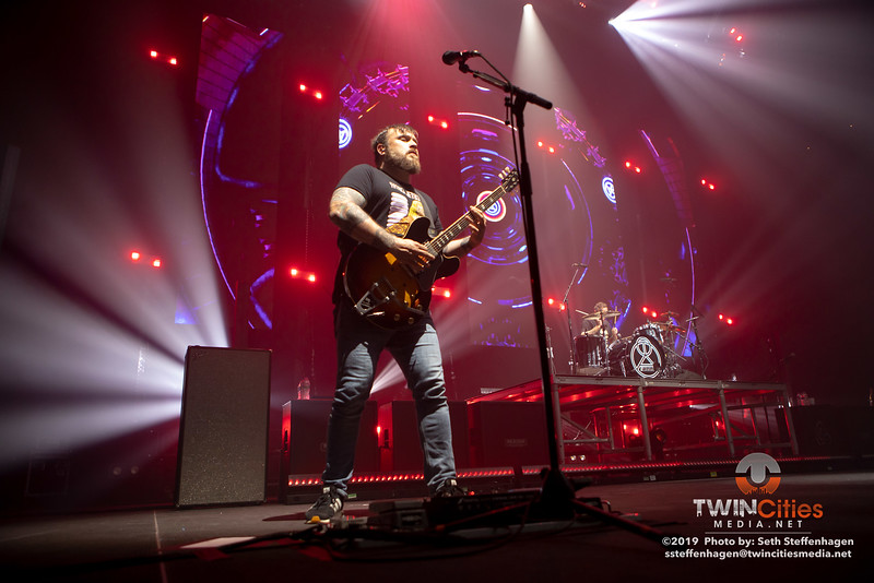 Coheed & Cambria live in concert at The Armory - June 15, 2019