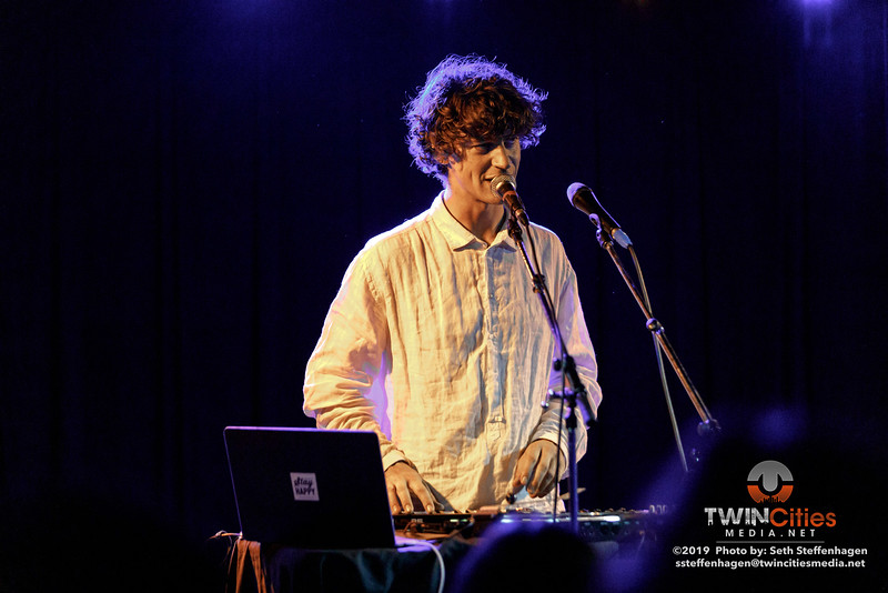 Cosmo Sheldrake live in concert at the 7th Street Entry  - October 2, 2019
