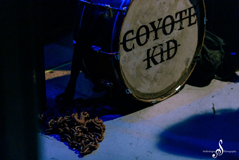 Coyote Kid live in concert at the 7th Street Entry  - August 5, 2021