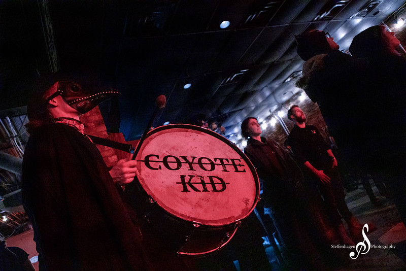 Coyote Kid live in concert at Whiskey Junction - March 1, 2020