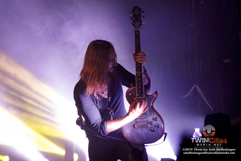 Eluveitie live in concert at The Cabooze - October 5, 2019