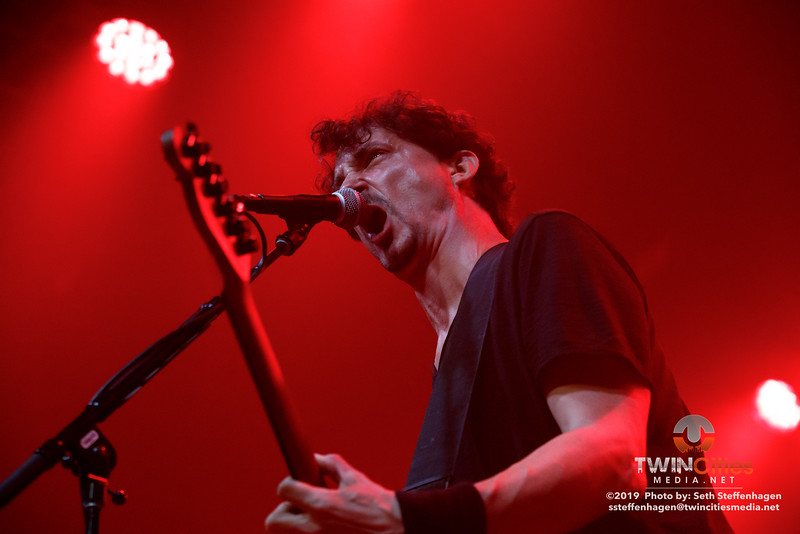 Gojira live in concert at the First Avenue - August 9, 2019