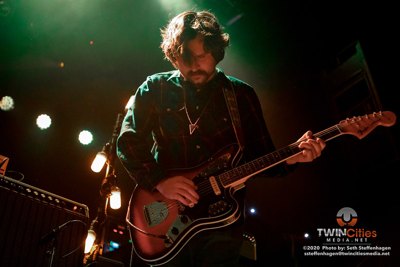 Holy Fawn live in concert at First Avenue - January 30, 2020