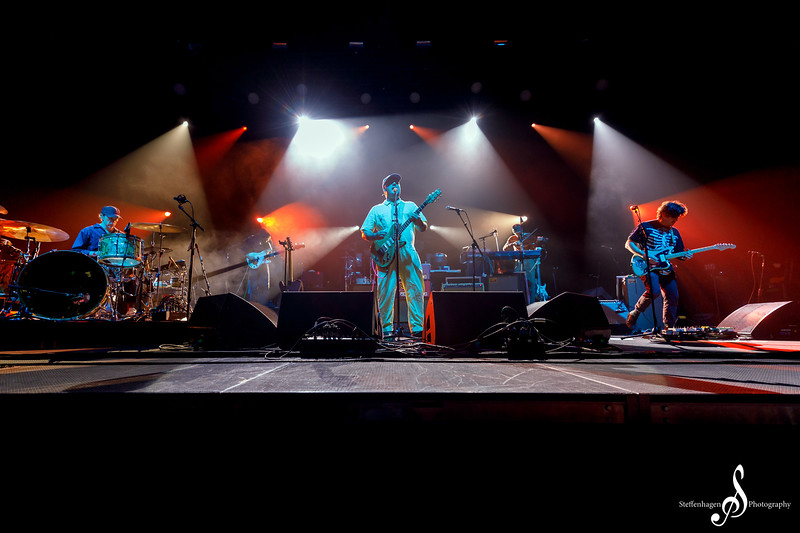 Modest Mouse live in concert at the The Armory - August 22, 2021