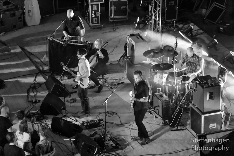 Murder By Death live in concert at The Cumberland Caverns - July 20, 2019