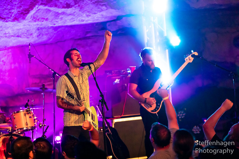 Murder By Death live in concert at The Cumberland Caverns - July 21, 2019