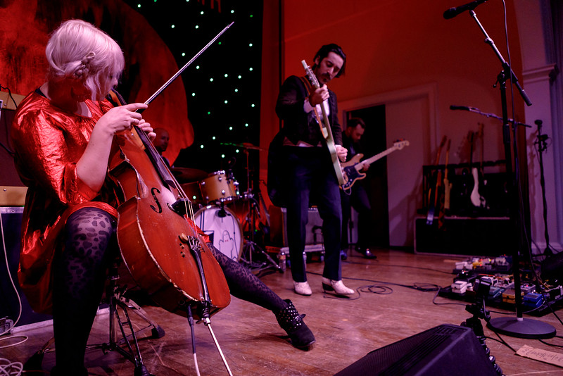 Murder By Death live in concert at The Stanley Hotel Concert Hall - January 10, 2020