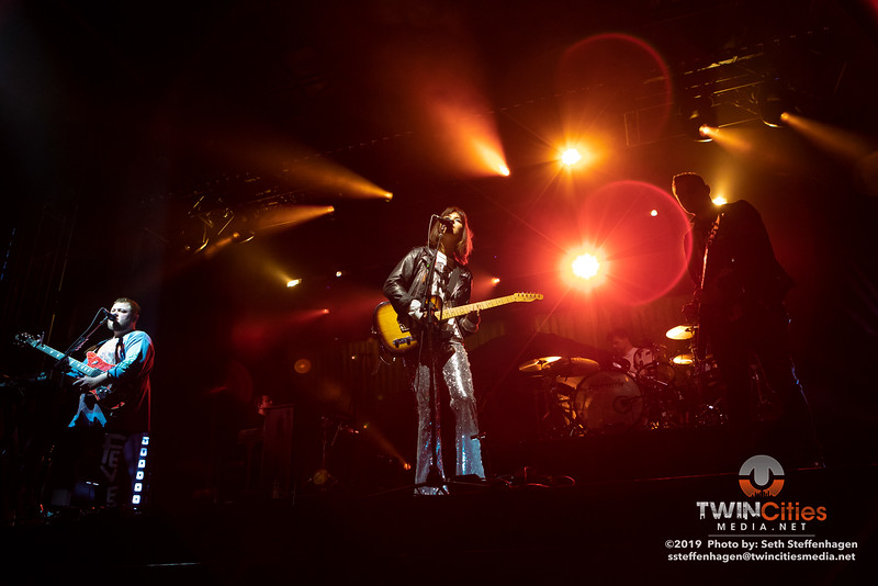 Of Monsters And Men live in concert at the Surly Brewing Festival Field - September 14, 2019