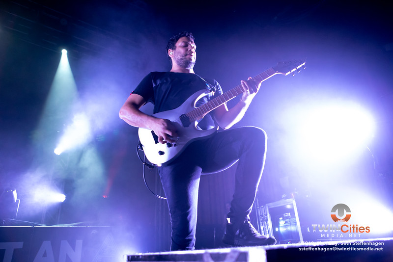 Periphery live in concert at the Skyway Theatre - September 18, 2019