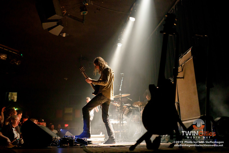 Russian Circles live in concert at The Cedar Cultural Center - September 12, 2019