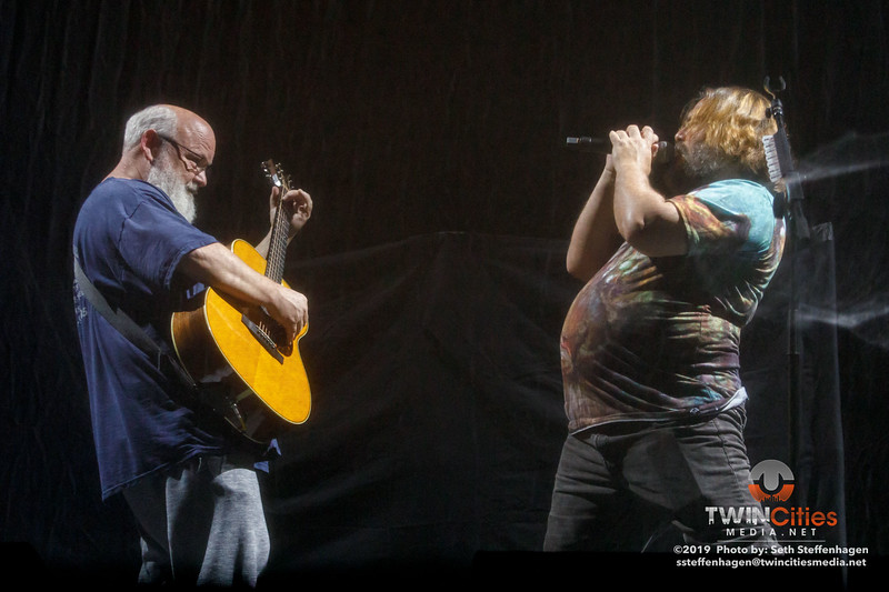 Tenacious D live in concert at the Palace Theatre - July 30, 2019