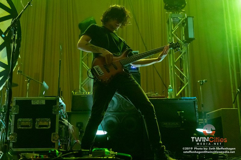 The Contortionist live in concert at the Skyway Theatre - May 15, 2019
