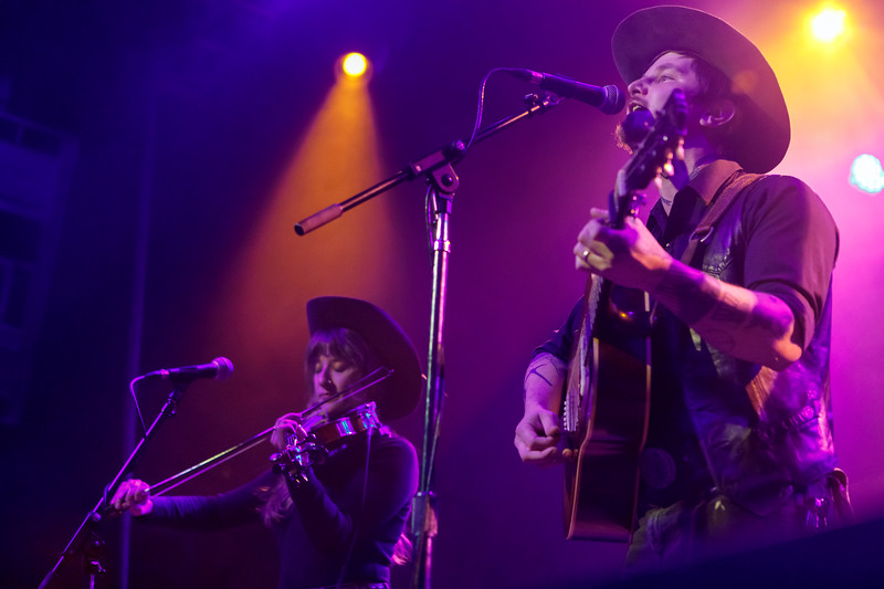 Lost Dog Street Band live in concert at First Avenue - February 1, 2019