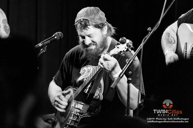 Tejon Street Corner Thieves live in concert at the 7th Street Entry - May 2, 2019