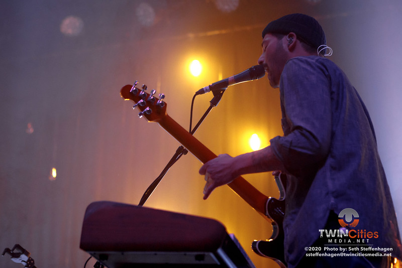 Thrice live in concert at the First Avenue - January 30, 2020