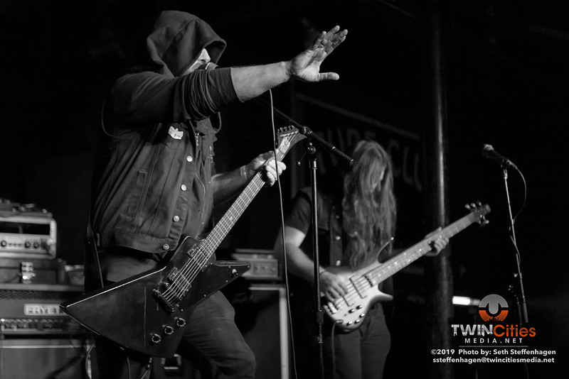 Ulkum live in concert at the Turf Club - August 31, 2019