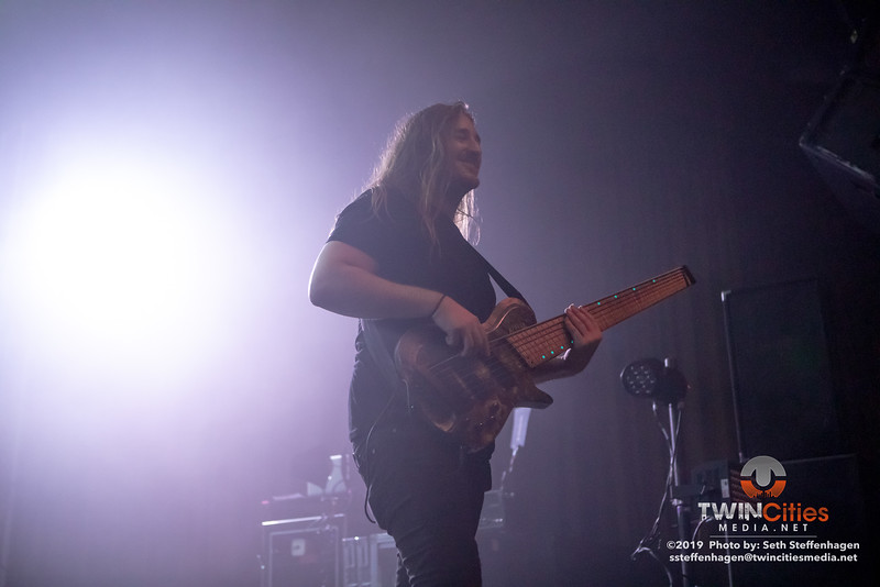 Veil Of May live in concert at the Skyway Theatre - September 18, 2019