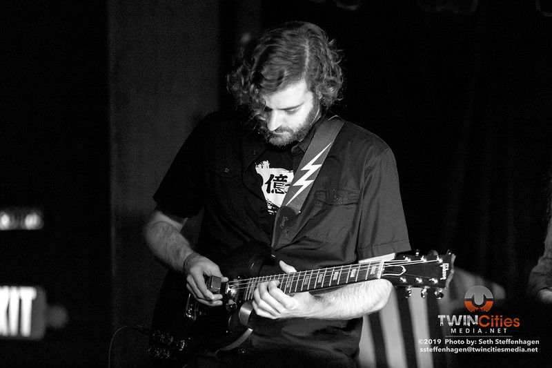 Wax Lead live in concert at the Turf Club - August 31, 2019