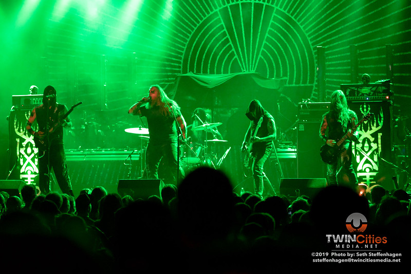Witchden live in concert at the First Avenue - August 9, 2019