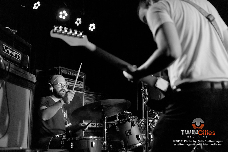 Without live in concert at the Turf Club - March 27, 2019